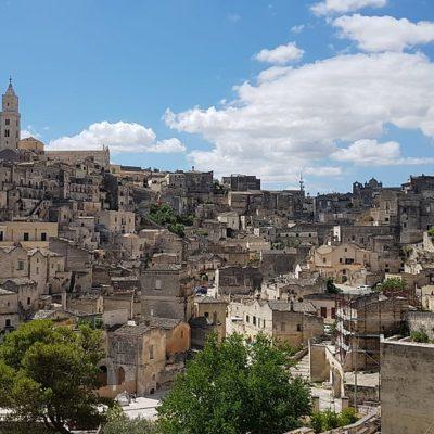 Programma di viaggio Puglia e Matera.